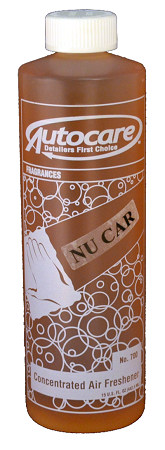 NU CAR Concentrated Air Freshener