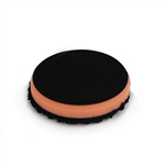 BLACK MICRO FIBER ORANGE FOAM PAD