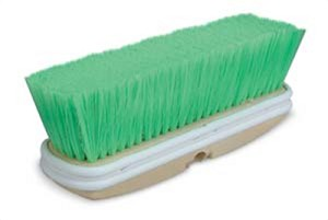 "8 "" GREEN TRUCK WASH BRUSH"