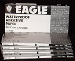EAGLE SUPERFINE 2500 GRIT SANDPAPER