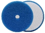 Buff and Shine Uro-Tec 5-inch Plate/6-inch Face Blue Foam Cutting Pad